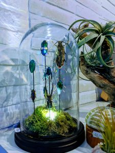 Mix kevers met led-verlichting