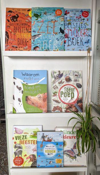 Curieuze kinderboeken bij INScT