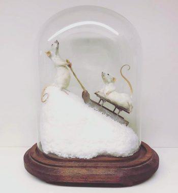 You sleigh me