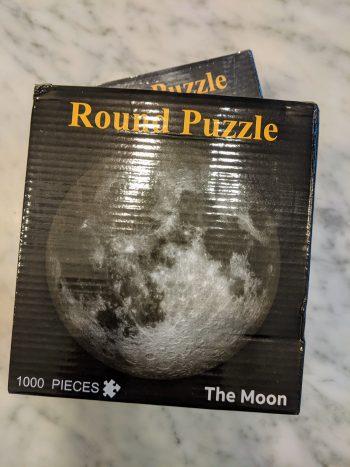 puzzel maan
