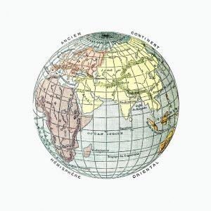 oude wereld